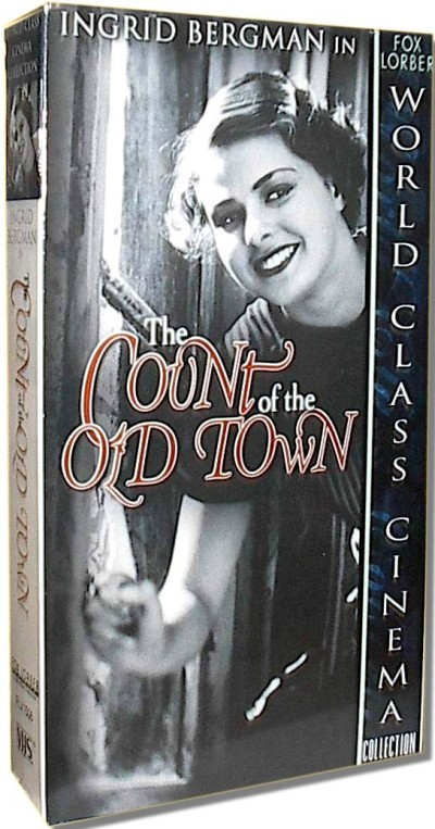 Count of the Old Town,The