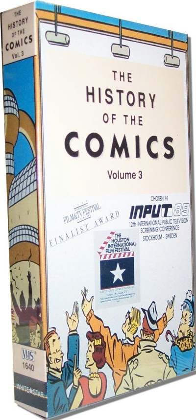 History of the Comics, Volume 3, The