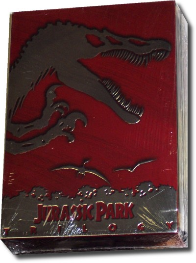 Jurassic Park Collector's Set