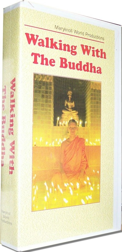 Walking with the Buddha (VHS)