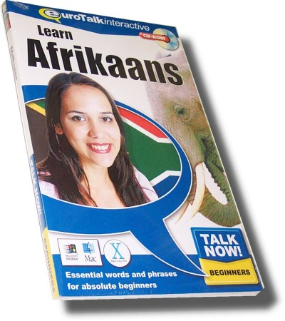 Talk Now Learn Afrikaans