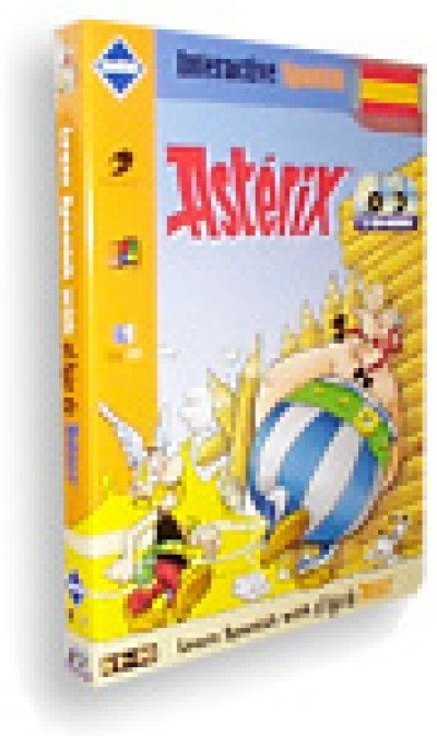Asterix & Son - Spanish (2 CD-Rom)