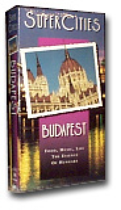 SuperCities, Budapest (VHS)
