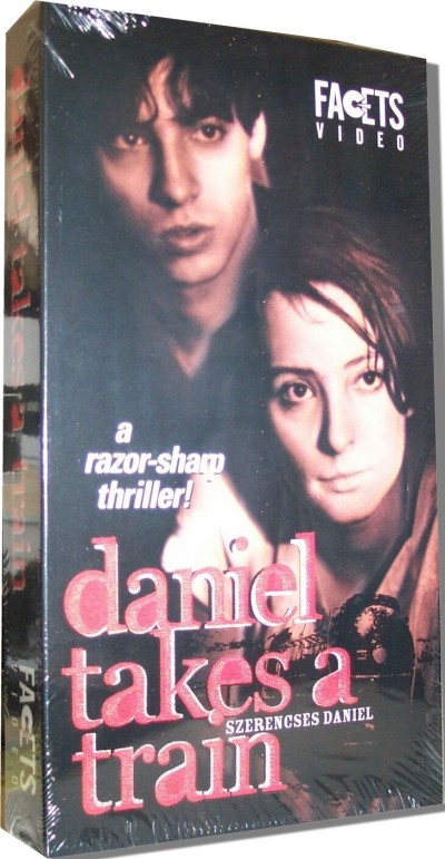 Daniel Takes the Train (VHS)