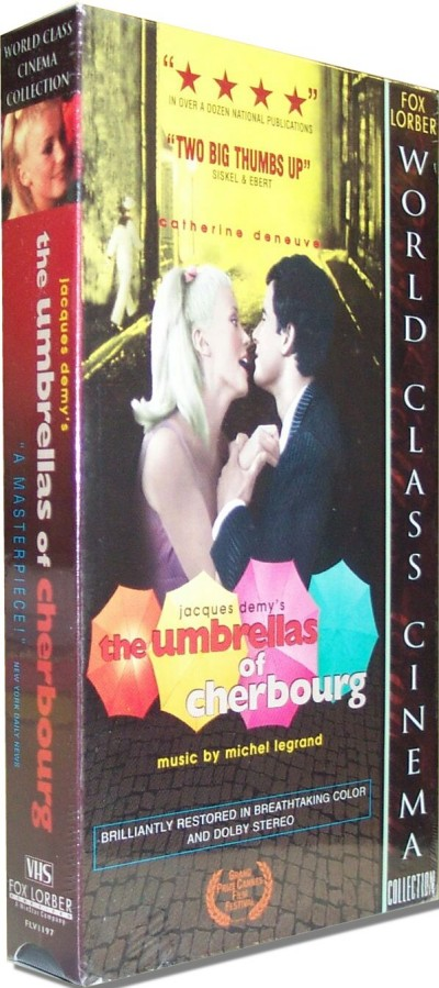 Umbrellas of Cherbourg,The