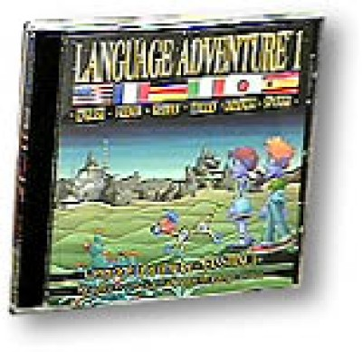 Language Adventure 1 (English/French/German/Italian/Japanese/Spanish)