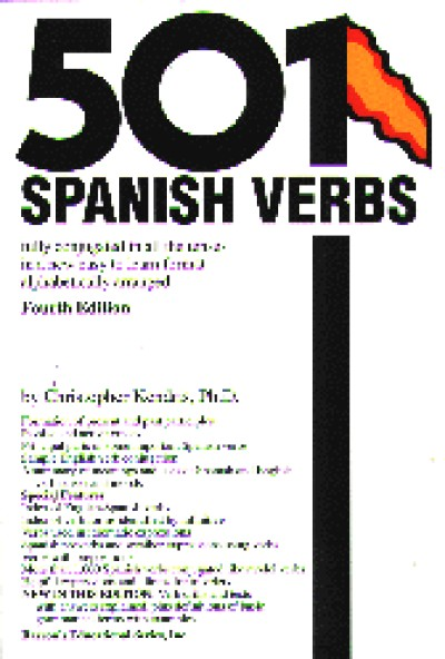 Barrons - 501 Spanish Verbs, Fifth Ed. (2003 P 677)