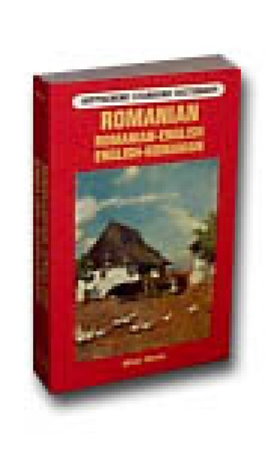 Hippocrene Romanian - Romanian/English/Romanian Standard Dictionary (80