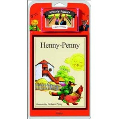 Henny-Penny (Book and Audio Cassettes)