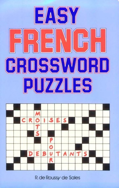 McGrawHill French - Easy French Crosswords Puzzles