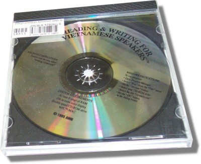 Vietnamese - Reading and Writing in Vietnamese CD-ROM