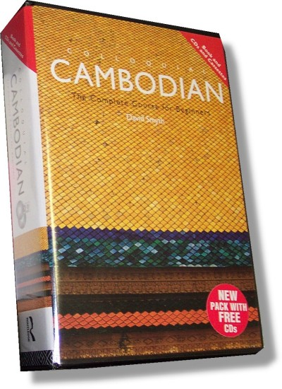 Colloquial Cambodian (224 pages 2 audio CD)