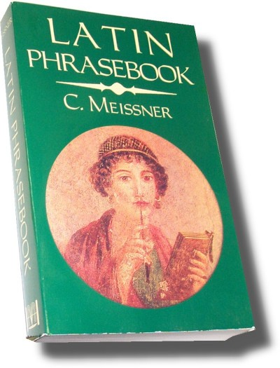 Latin Phrasebook (338 pages)