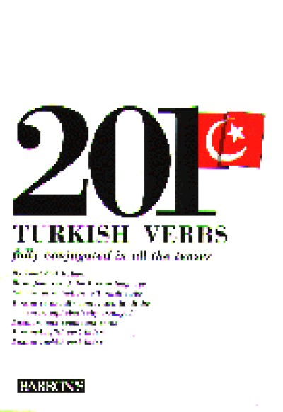 Barrons - 201 Turkish Verbs Fully Conjugated in All the Tenses