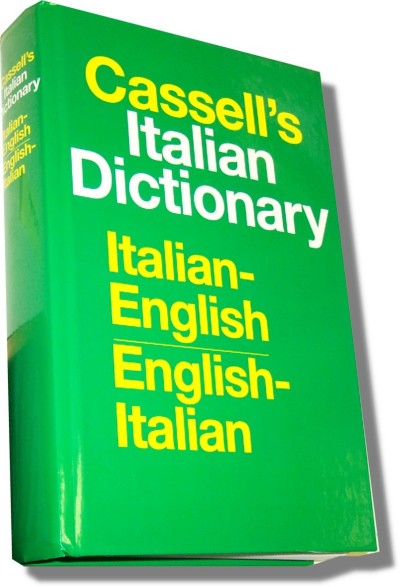English In Italian: English To Italian
