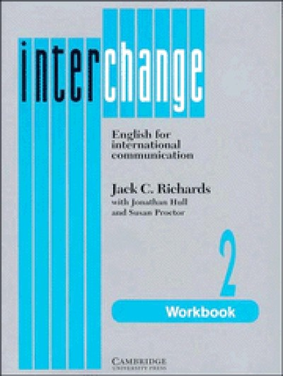 ESL - Interchange - English for Intl.Communication Level 2 Workbook