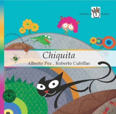 Chiquita / Little One (Hardcover) - Spanish