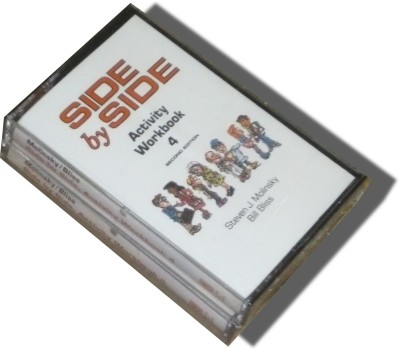 Side by Side 2rd ED Activity Workbook Tapes 4 (Low Advanced 12-Adult)