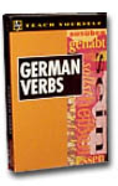 NTC - Teach Yourself German Verbs Complete Course (Paperback)