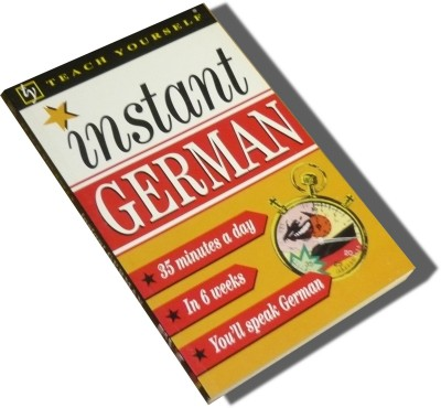 NTC - Teach Yourself Instant German Complete Course (Paperback)