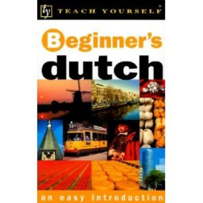 NTC - Teach Yourself Beginner's Dutch Complete Course (240 pp 2 cass)