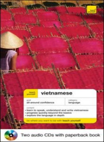 NTC - Teach Yourself Vietnamese Complete Course (320 page. 2 Audio CDs