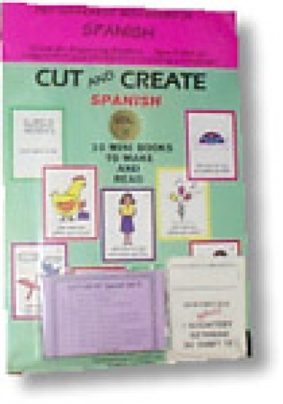 Cut and Create Spanish Vol. 2
