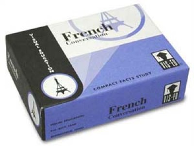 Vocabulary Flashcards (60 cards) French Conversation