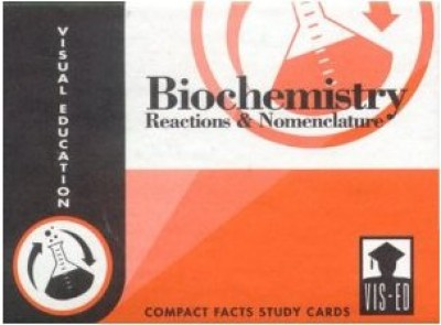 Vocabulary Flashcards (60 cards) Biochemistry Reactions and Nomenclature