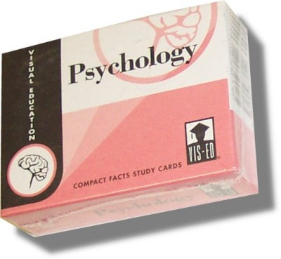 Vocabulary Flashcards (60 cards) Psychology