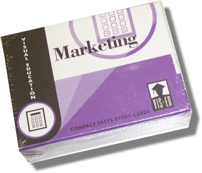 Vocabulary Flashcards (60 cards) Business Marketing