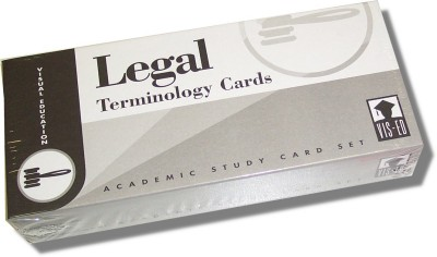 Vocabulary Flashcards (1,000 cards) Legal Terminology