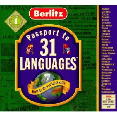 Berlitz Passport to 31 Languages