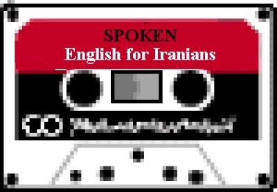 Spoken English for Iranians (333 pages 7 cass)