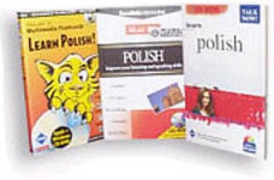 Talk Now I & II Plus Flash Card SUPER BUNDLE -Polish