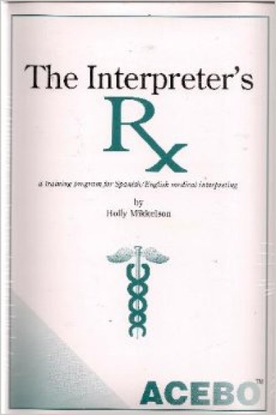 Interpreter's Rx- Spanish,The