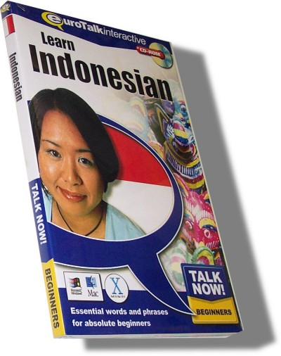 Talk Now Learn Indonesian