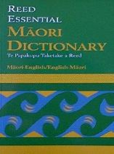 Reed Essential Maori Dictionary