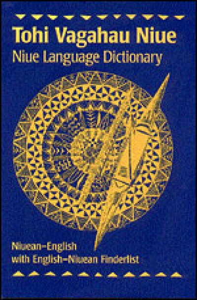 Tohivajahau Niue Language Dictionary
