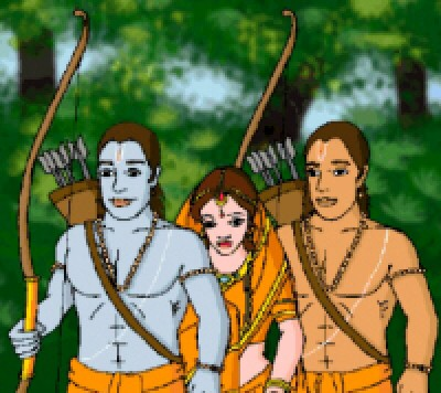 ramayana thesis The ramayana and sita sings the blues art is a form of expression that lives on for centuries but changes in interpretation over time what may be relevant in this time period may make no sense to the upcoming generations.