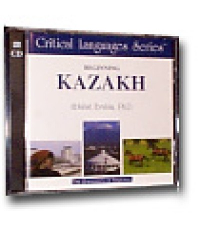 CLS - Beginning Kazakh (2 CD's)