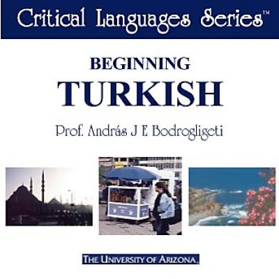 CLS - Beginning Turkish (2 CD's)