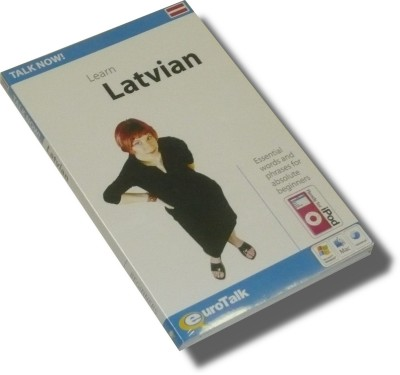 Talk Now Learn Latvian