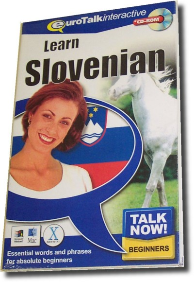 Talk Now Learn Slovenian