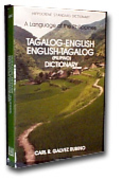 Hippocrene - Tagalog-English / English-Tagalog t(Philipino) Standard Dictionary
