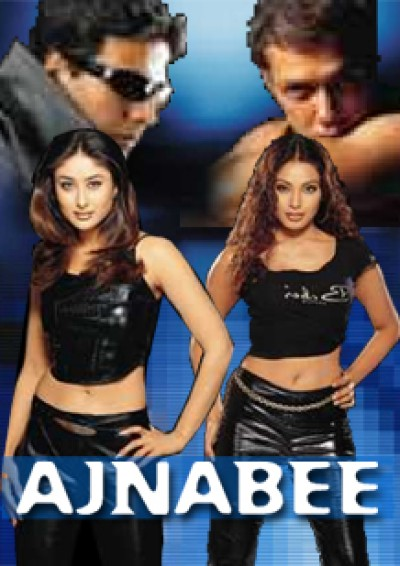 Ajnabee (with Subtitles 2 Disk Set)