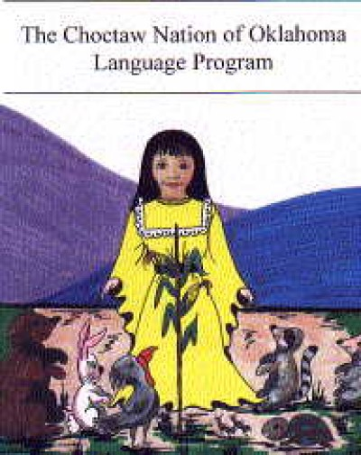 VIP - Choctaw K-3 language program (6 Audio Cassettes w/ 120 pages)