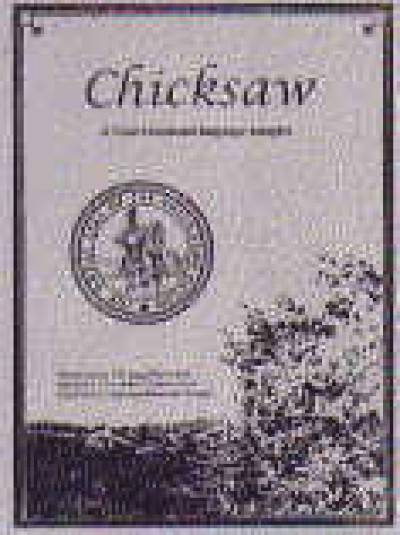 Chickasaw A Conversational Language Sampler (Audiotape w/ 12 page Booklet)