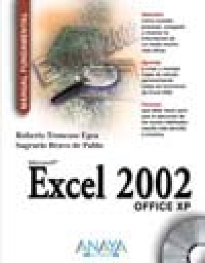 Excel 2002 Office XP (Manuales Fundamentales) (Spanish Edition) (Paperback)