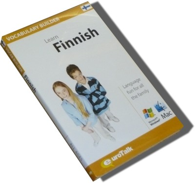 Talk Now Vocabulary Builder - Finnish